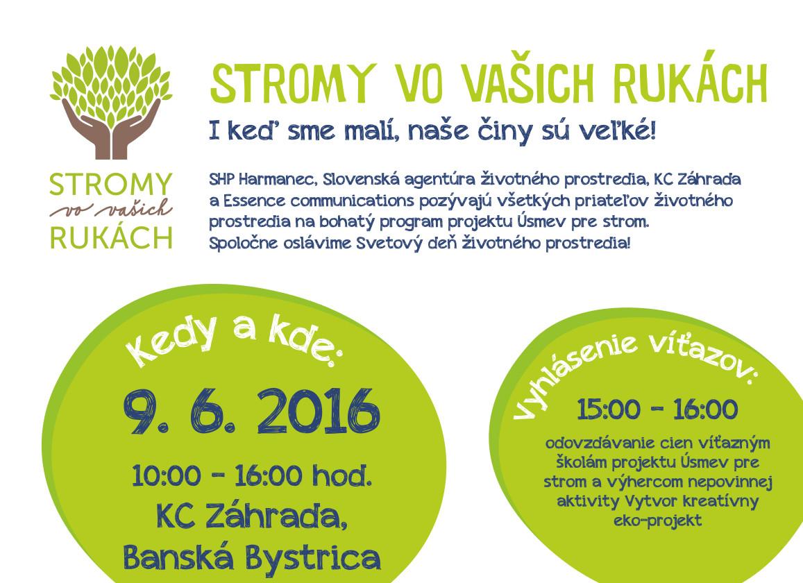 48cb1dd0ed1f1 Úsmeváci zachránili vyše 26 000 stromov - Kam v meste | moja Bystrica